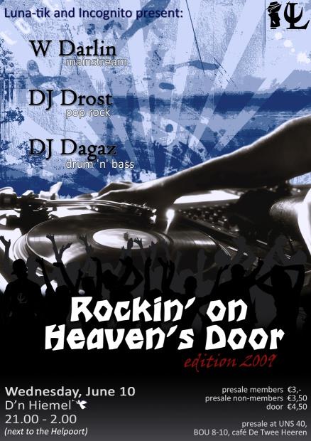 Rockin' on Heaven's Door