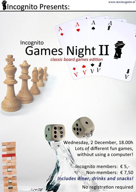 Games Night 2nd Ed.
