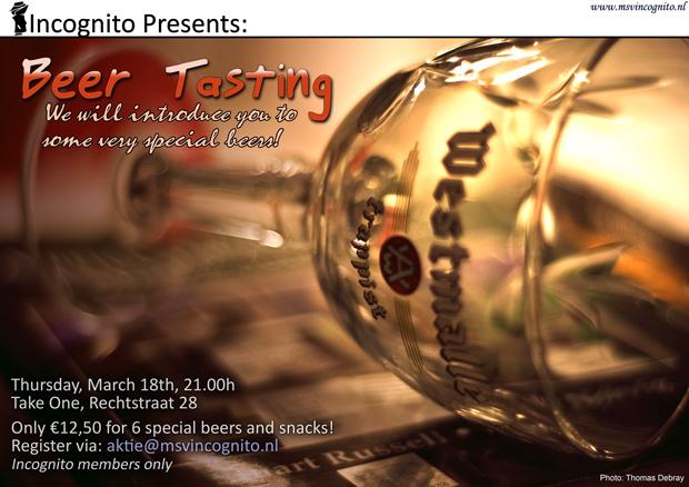 Beer Tasting 2010