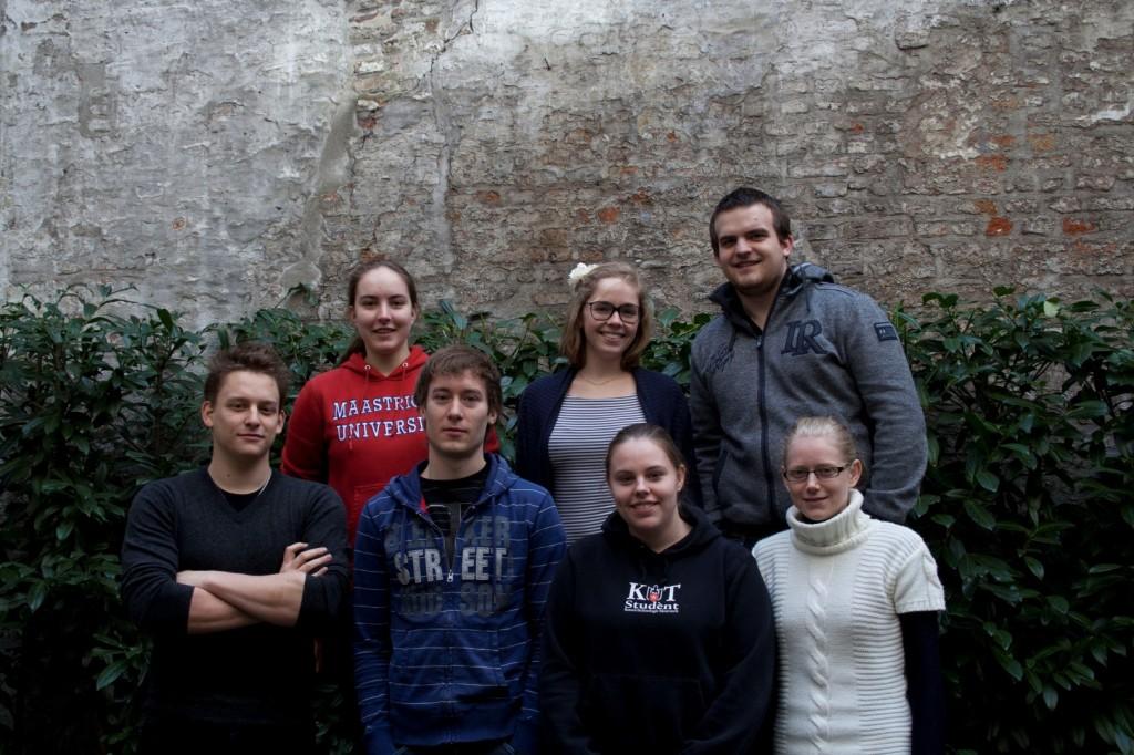 Incognito Board 2011-2012
