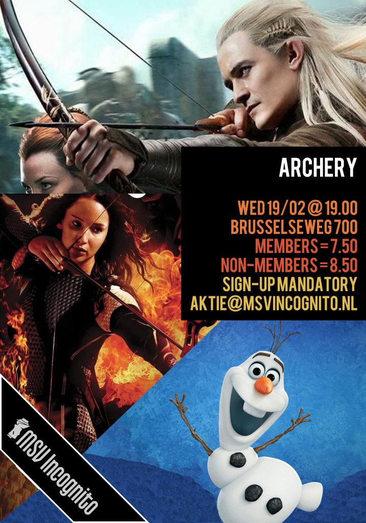 Archery-poster